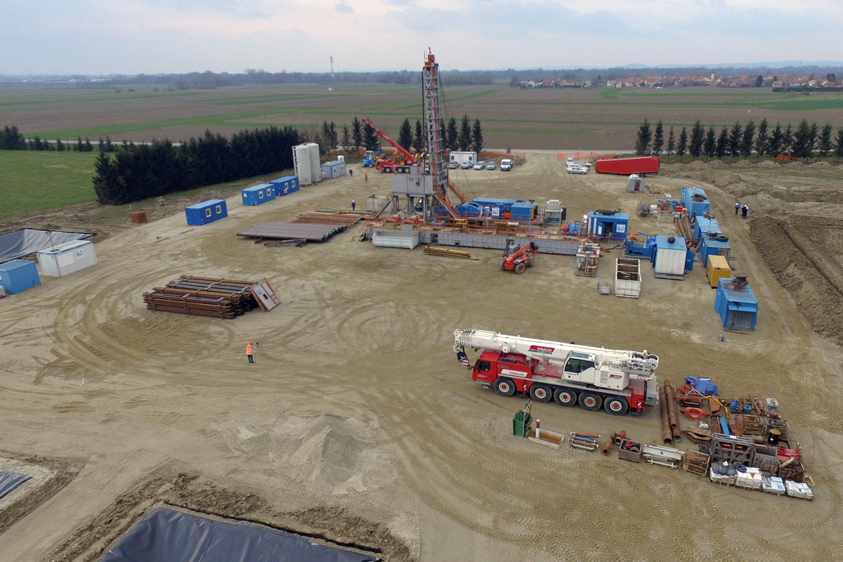 Poslovni dnevnik – U Draškovcu se za 14,7 milijuna eura gradi prva hrvatska hibridna geotermalna energana